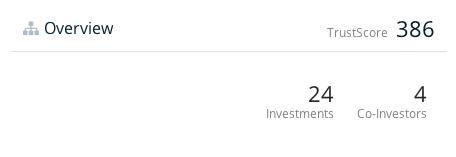 TrustScore Screenshot